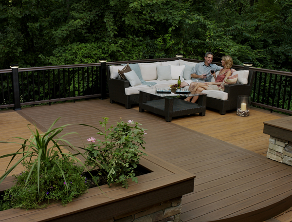 Decking design by Hiline Builders