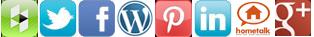 Hiline Builders Social Logos