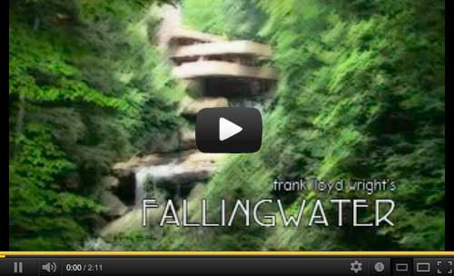 Eye On Design: A Tour Of Fallingwater