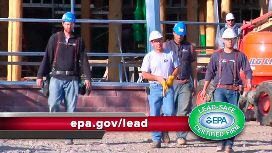 EPA Certified Lead Safe Firm